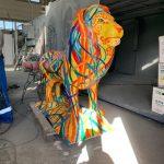 Фигура тигра